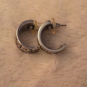 Brighton Jewelry - Brighton Hoop Earrings